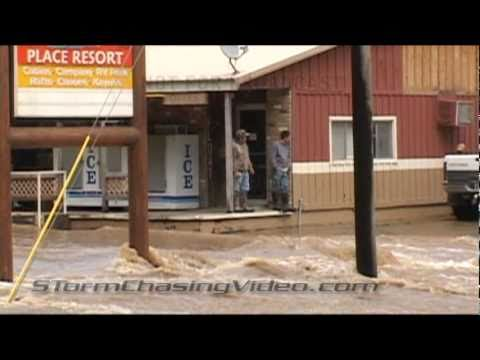 4/26/2011 Tahlequah, OK Illinois River Flooding