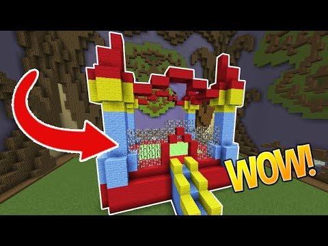 TRIPLE WIN!!! (Minecraft Build Battle)