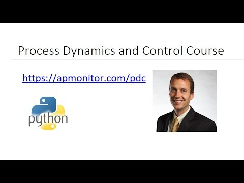 Process Dynamics and Control in Python | Dynamics and Control
