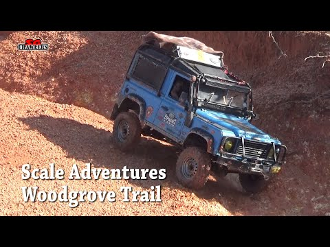 Scale RC 4x4 Offroad Adventures At Woodgrove Ave Trails