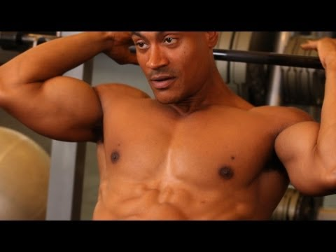 How to Do a Reverse Grip Bench Press | Chest Workout