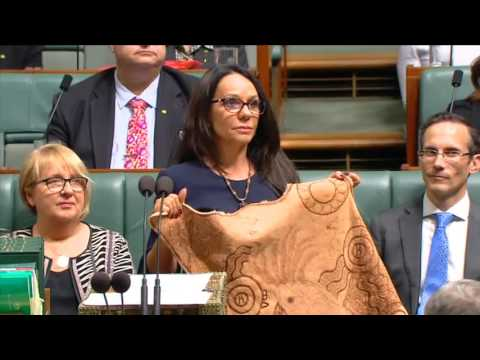 First Indigenous Female MP Linda Burney Gives Moving Maiden Speech - August 31