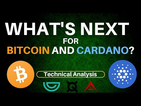 Positive Vibe: What's Next for Bitcoin & Cardano + (ARK, GVT, QSP)