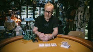 Adam Savage's One Day Builds: Poker Table!