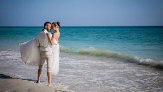 Свадьба на Кубе(8 лет мы проводим свадьбы на Кубе ! - Официальные, символические, фотосессии - Собственные церемонии и отельн..., 2016-07-22T09:14:42.000Z)