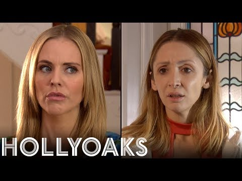 Hollyoaks: Can Donna-Marie and Cindy Live Together?