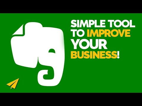 Evernote Tutorial - 3 Ways I Run My Business Using Evernote - Entrepreneur Tools