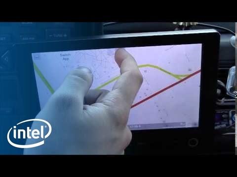 Intel® NUC As A Car PC | Intel