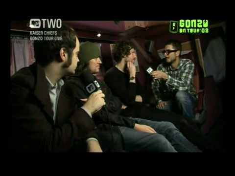 Kaiser Chiefs Interview (Part 1)