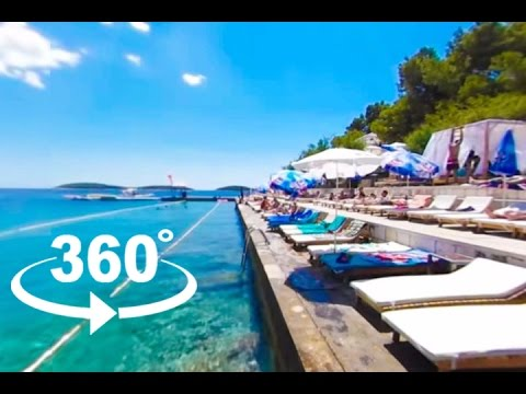 Hotel Amfora Grand Beach Resort Hvar 360º Vr Pointers Travel