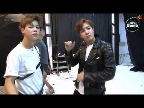 [BANGTAN BOMB] stretching doing dance in BTS free time