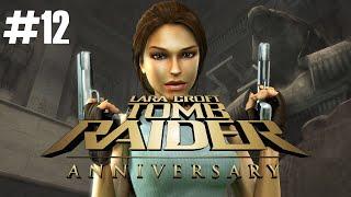 Tomb Raider Anniversary let's (PL) play 12: Horusy i inne zwierzęta leśne