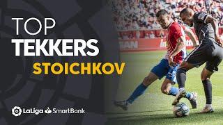 LaLiga SmartBank Tekkers: Gol y asistencia de Stoichkov en la victoria de la AD Alcorcón