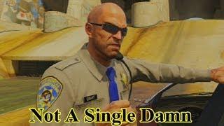 Officer Trevor Doesn