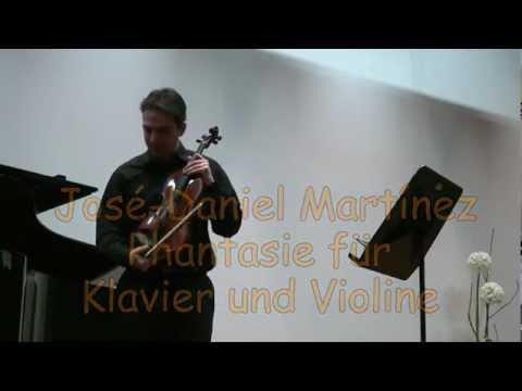 Martínez-Miranda, José-Daniel - Fantasy for Violin and Piano.flv
