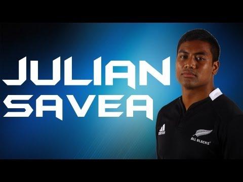 Julian Savea All Blacks Tribute