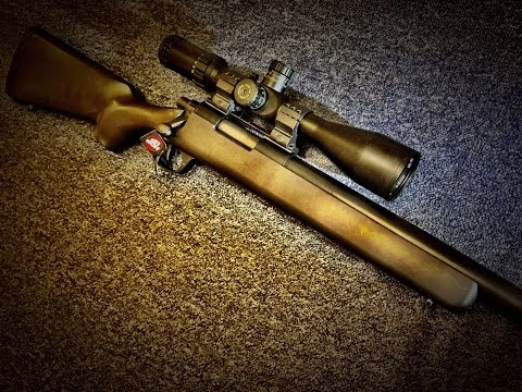 Airsoft Sniper Rifle Upgrade - Tokyo Marui VSR-10 With Action Army Internals