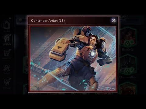 Free Skins Ardan(LE) 😍 Open RARE 1 Key🔑 Unlock Hero Kinetic😘