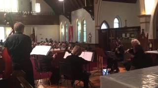 Rodrigo Muñoz and Manitoba Chamber Orchestra Quintet