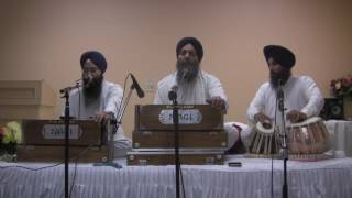 Har Jeeo Sadha Theree Sharnaee - Bhai Niranjan Singh Jawaddi - Everett, USA 2016