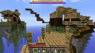 Servidor de Minecraft 1.7.9 a 1.8.4 Pirata e Original Varios Mini Games Com Skywars