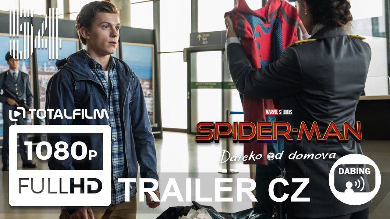Spider-Man: Daleko od domova (2019) CZ dabing HD trailer
