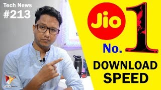 Tech News of The Day #213-Jio Tops,Samsung Flip Phone,Karbonn Aura Note Play,LG V30,UBER 500,BSNL 75