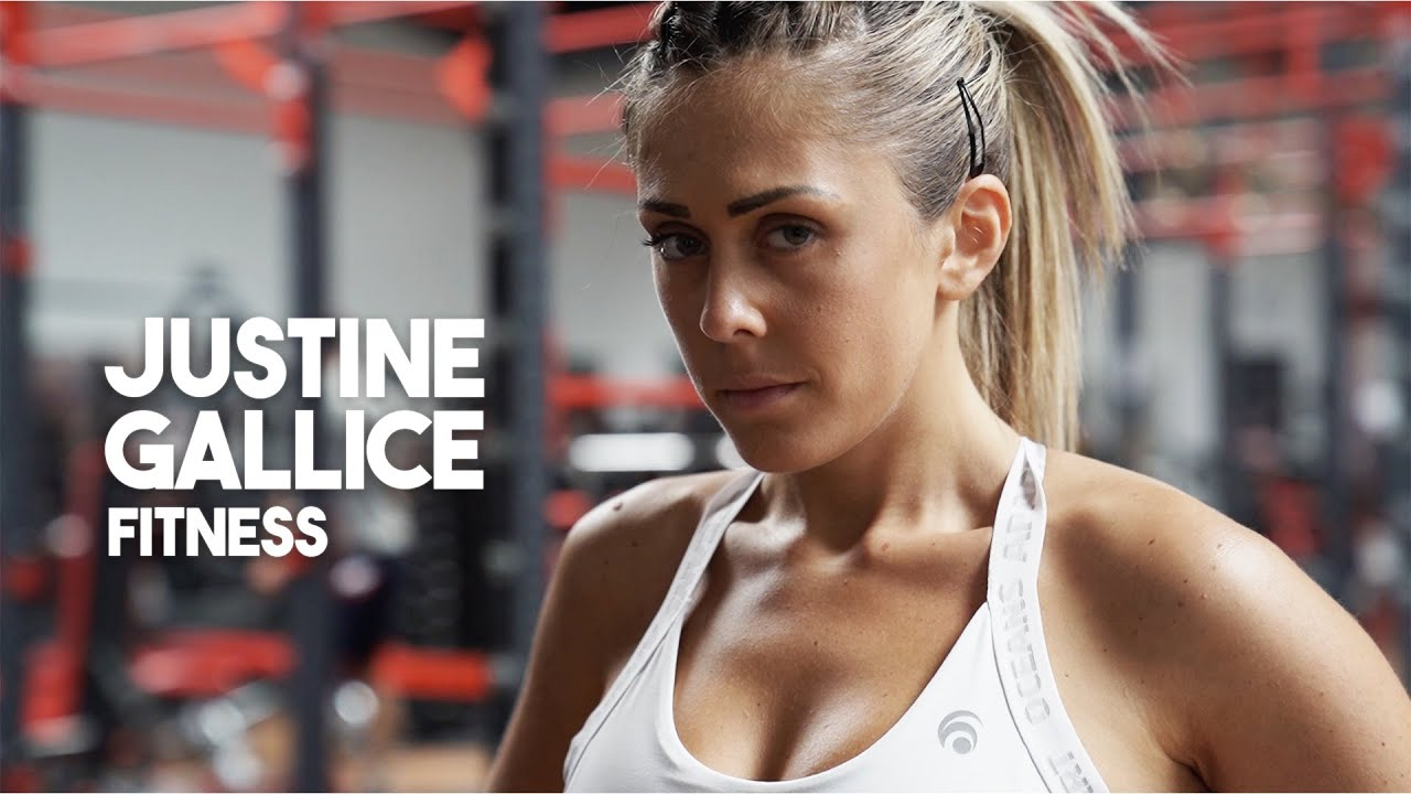 Justine Gallice - Vidéo motivation