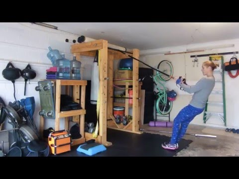 Suspension Trainer Total Body Workout