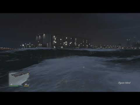 Grand Theft Auto V - Submersible