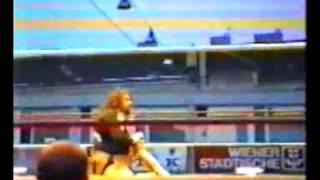 Catchen/Wrestling Mile Zrno vs Salvatore Bellomo 1990 Wiener Heumarkt Teil 1
