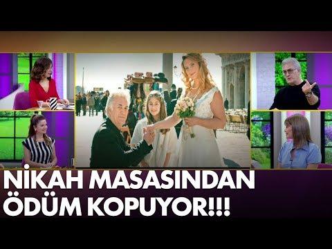Tamer Karadağlı: Nikah masasından ödüm kopuyor! - Müge ve Gülşen'le 2. Sayfa