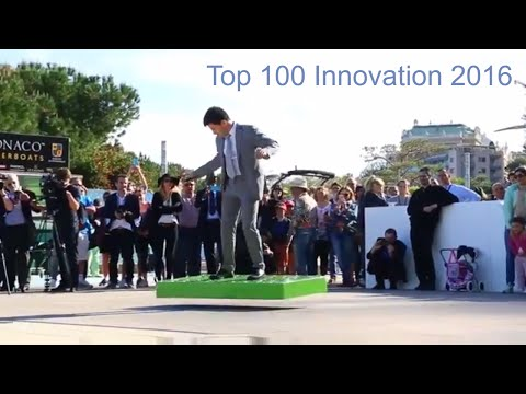 Top 100 Innovation 2016