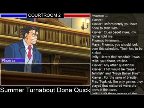 [Case] Summer Turnabout Done Quick (Part 1)