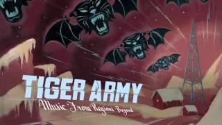 """Tiger Army - """"Pain"""" (Full Album Stream)"""
