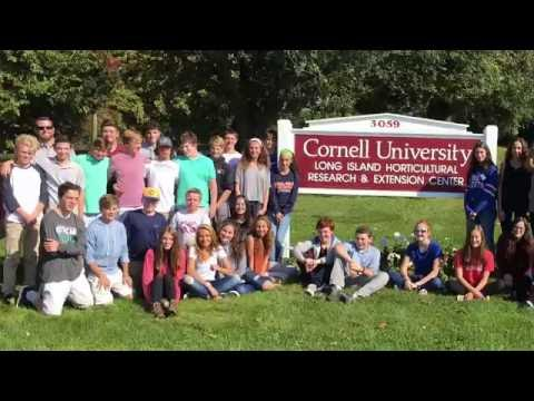 Cornell Horticultural Research and Extension Center Field Trip