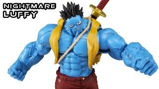 NIGHTMARE LUFFY Custom One Piece Figure Review