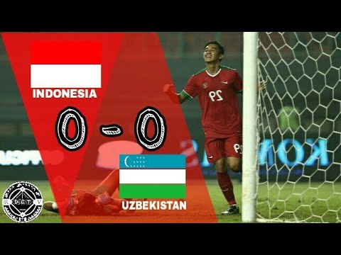 Full Highlights INDONESIA U-23 VS UZBEKISTAN U-23 | PSSI ...
