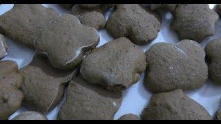 Przepis na ŚWIĄTECZNE PUSZYSTE PIERNIKI jak zrobić niezawodny sposób Gingerbread Recipe How to Make