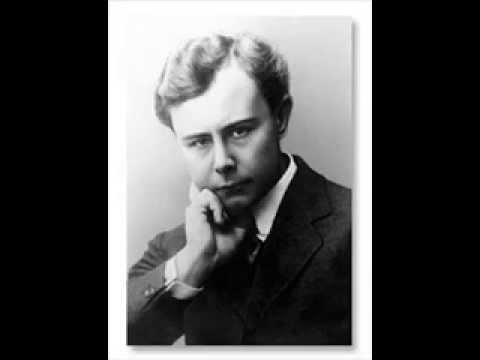 F. CHOPIN - Polonaise in E Flat minor op. 26 n. 2. J. Hofmann, piano