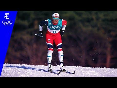 Cross Country Skiing | Ladies' 30km Mass Start Classic Highlights | Pyeongchang 2018 | Eurosport
