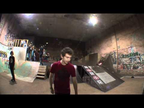 Dave's Skatepark New Years Eve Lock-In