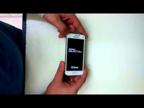 Dr.Celular - Samsung S5 Mini - Hard Reset - Desbloquear - Resetar (SM-G800)