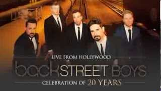 Backstreet Boys - Watch the 20th Anniversary Fan Celebration on iGoHD