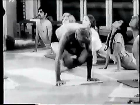 Iyengar teaching
