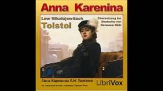 Anna Karenina 1/8 - Leo Tolstoy ( Hörbuch )