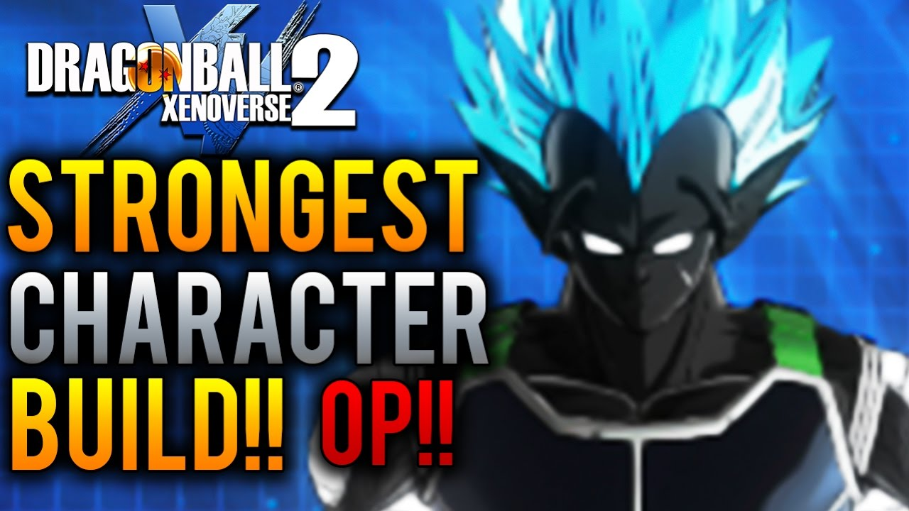 Dragon Ball Xenoverse 2: STRONGEST XENOVERSE 2 BUILD - Part 5 - | (DBX2  Gameplay Walkthrough)