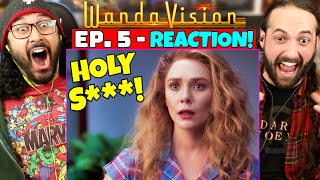 "WANDAVISION 1x5 REACTION!! (Episode 5 | Spoiler Review | Theories) ""On A Very Special Episode..."""