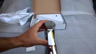 Видео обзор смесителя для раковины IMPRESE MORAVA  05220-M