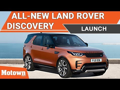 Land Rover All-New Discovery Experience